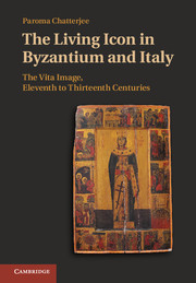 The Living Icon in Byzantium and Italy