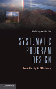 Systematic Program Design