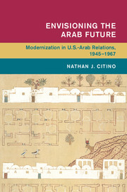 Envisioning the Arab Future