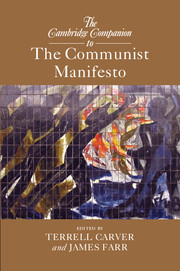 The Cambridge Companion to The Communist Manifesto