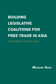 Building Legislative Coalitions for Free Trade in Asia