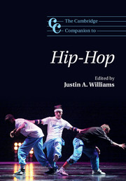 The Cambridge Companion to Hip-Hop
