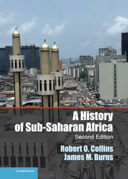 A History of Sub-Saharan Africa