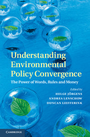 Understanding Environmental Policy Convergence