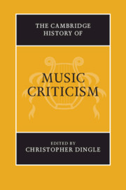 The Cambridge History of Music
