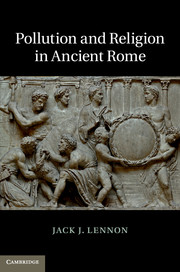 Pollution and Religion in Ancient Rome