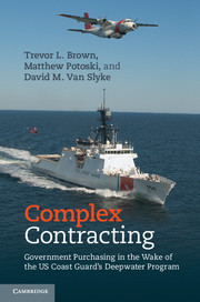 Complex Contracting