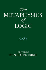 The Metaphysics of Logic