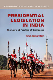 Presidential Legislation in India