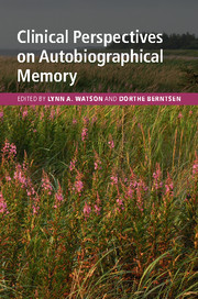 Clinical Perspectives on Autobiographical Memory