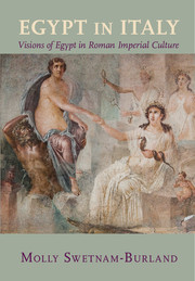 Egypt in italy by molly swetnam burland visions of egypt in roman imperial culture fandeluxe Images