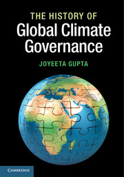 The History of Global Climate Governance