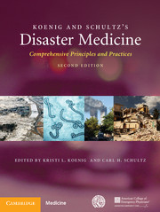 Koenig and Schultz's Disaster Medicine