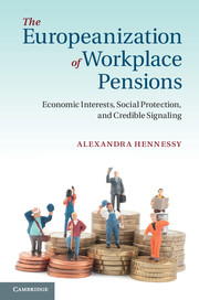 The Europeanization of Workplace Pensions