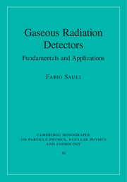 Gaseous Radiation Detectors