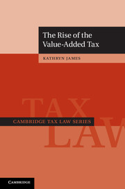 The Rise of the Value-Added Tax