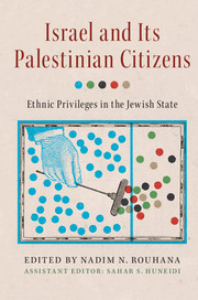 Israel and its Palestinian Citizens