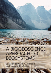 A Biogeoscience Approach to Ecosystems
