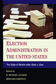 Election Administration in the United States