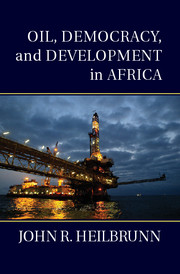 Oil, Democracy, and Development in Africa
