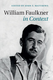 William Faulkner in Context