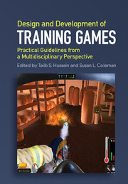 Design and Development of Training Games