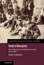 Italy's Margins