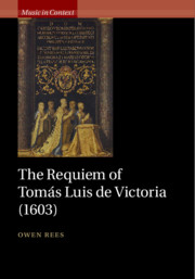 The Requiem of Tomás Luis de Victoria (1603)