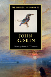 The Cambridge Companion to John Ruskin