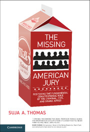 The Missing American Jury