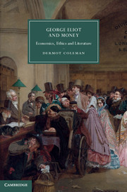 George Eliot and Money