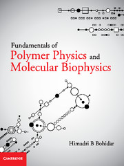 Fundamentals of Polymer Physics and Molecular Biophysics