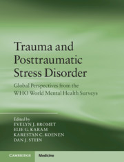 Trauma and Posttraumatic Stress Disorder