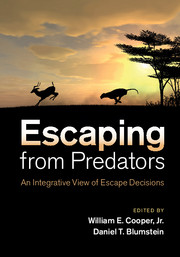 Escaping From Predators