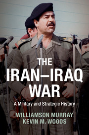 The Iran–Iraq War