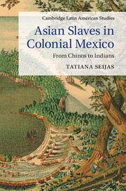 Asian Slaves in Colonial Mexico