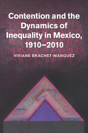 Contention and the Dynamics of Inequality in Mexico, 1910–2010