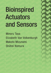 Bioinspired Actuators and Sensors