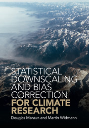 Statistical Downscaling and Bias Correction for Climate Research