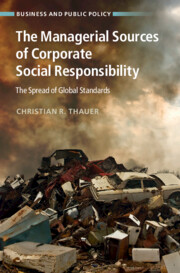 The Managerial Sources of Corporate Social Responsibility