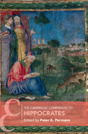 The Cambridge Companion to Hippocrates