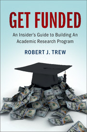 Get Funded: An Insider's Guide to Building An Academic Research Program