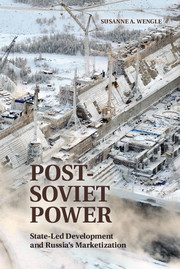 Post-Soviet Power