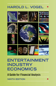 Entertainment industry economics by harold l vogel entertainment industry economics fandeluxe Gallery