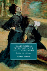 Women Writing Art History in the Nineteenth Century