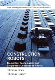 Cambridge Handbooks in Construction Robotics | Cambridge