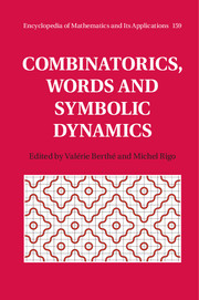 Combinatorics, Words and Symbolic Dynamics