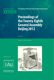 Proceedings of the Twenty-Eighth General Assembly Beijing 2012