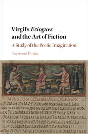Virgil's Eclogues and the Art of Fiction