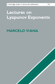 Lectures on Lyapunov Exponents